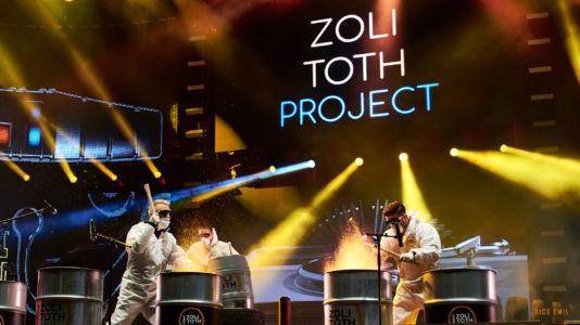 Concert Zoli Toth