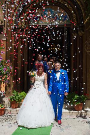 Nunta Ploaie De Petale