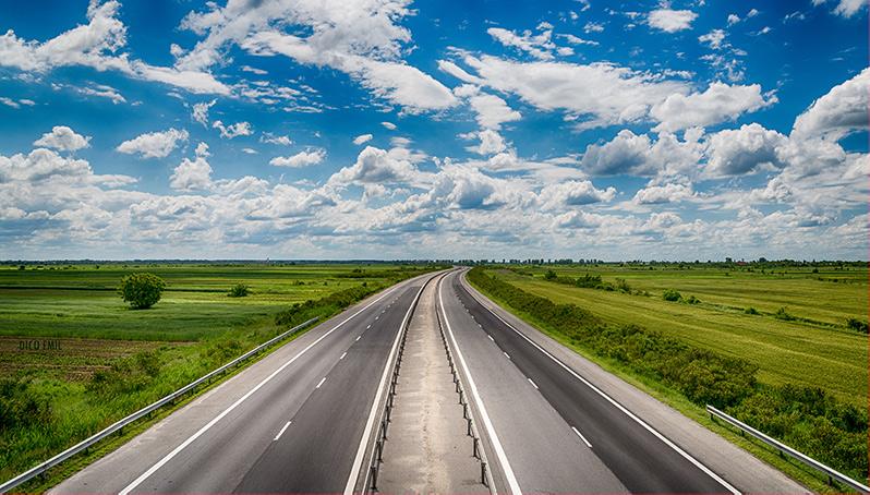 Autostrada Bucuresti Pitesti