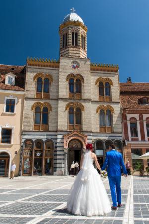 Nunta Brasov Piata Sfatului