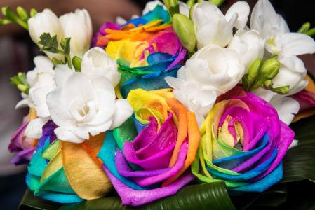Nunta Buchet Multicolor